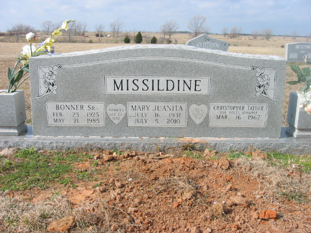 Missildine_BonnerSr-Mary-Christopher.JPG